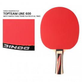 Paleta tenis de masa Donic-Schildkröt - Top Team 600 - 733236