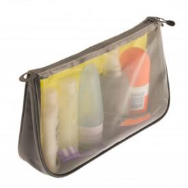 Pouch transparent See Pouch Lime Grey, 1 litru - OUTMA.ATLSSPSLI