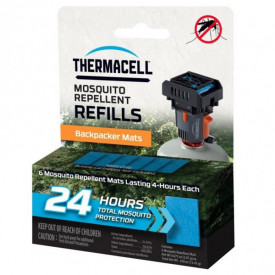 Rezerve Thermacell Backpacker 24h - 6buc - 100-038