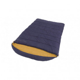 Sac de dormit dublu Easy Camp Moon - Navy