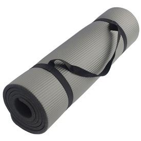 Saltea pentru fitness gri 10mm Schildkröt