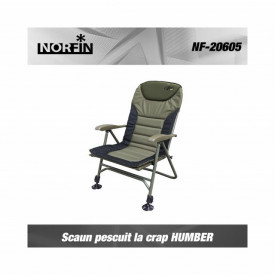 Scaun pescuit Norfin Humber - NF-20605