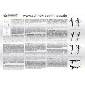 Set fitness Sling Trainer Schildkröt
