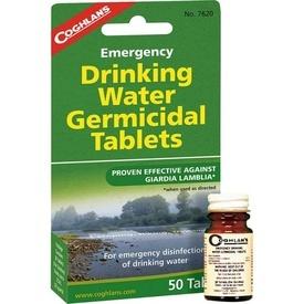 Tablete pentru purificarea apei Coghlans - C7620