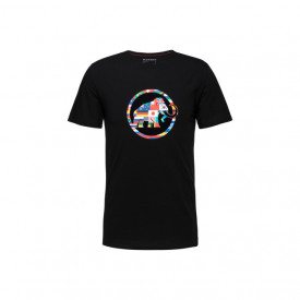 Tricou Mammut Nations Man SS21 - Black