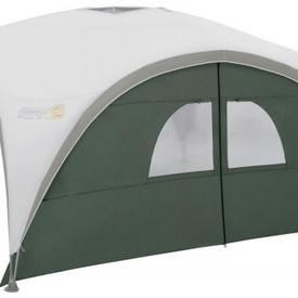 Perete cu usa pentru cort de evenimente pavilion Coleman 4.5mx4.5m