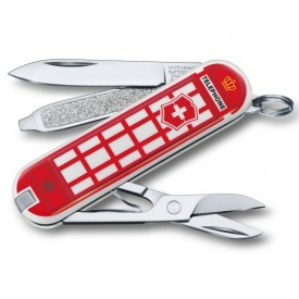 Briceag Victorinox Classic A Trip To London - 0.6223.L1808 - Limited Edition 2018
