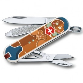 Briceag Victorinox Classic Gingerbread Love - 0.6223.L1909 - Limited Edition 2019