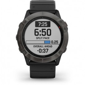 Ceas Garmin Fenix 6X Sapphire Carbon/Black 51mm - HG.010.02157.11 antrenament