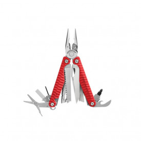 Cleste Leatherman Charge Plus G10 Rosu - 832778