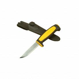 Cutit Morakniv utilitar Basic 546 INOX Black/Yellow lama 9cm - 12992