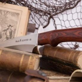 Cutit Vanatoare Muela Hunter-17R - lama 17 cm maner