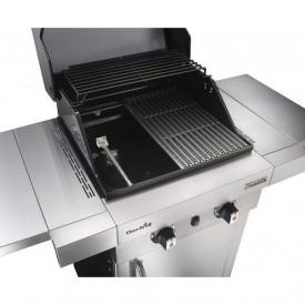 Gratar pe gaz din inox Char-Broil Professional 2200S TRU-Infrared - 140733 zona de gatit