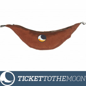 Hamac Ticket to the Moon Compact Chocolate - TMC04