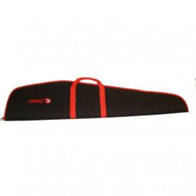 Husa Gamo rosu/negru arma cu luneta 120cm