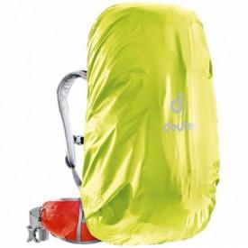 Husa impermeabila Deuter Rain Cover 1 protectie rucsac - Marime M - 20-35L - Neon