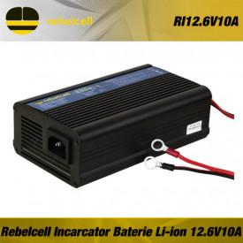 Incarcator RebelCell Baterie Li-ion 12.6V10A - RI12.6V10A