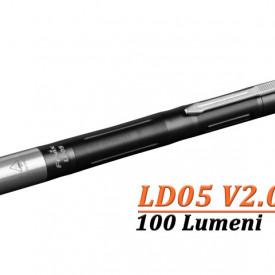 Lanterna Fenix LD05 V2.0 - Lanterna - 100 Lumeni - 54 Metri