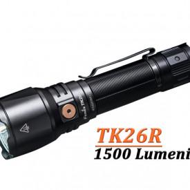 Lanterna Fenix TK26R Reincarcabila 1500 Lumeni 350 Metri