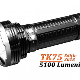 Lanterna Fenix TK75 Rencarcabila 5100 lumeni 850 metri