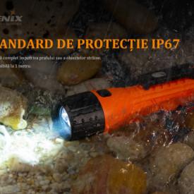Lanterna Fenix WF11E - Lanternă ATEX - 200 Lumeni - 185 Metri 6