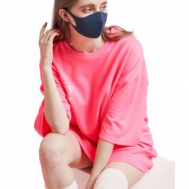 Masca textila reutilizabila cu tratament antiviral French Navy M 3
