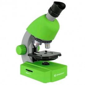 Microscop optic Bresser Junior 40x-640x verde - 8851300B4K000