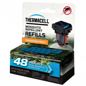 Rezerve Thermacell Backpacker 48h - 12buc - 100-039