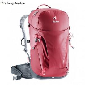 Rucsac Deuter Trail 26 Men Cranberry Graphite