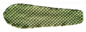 Saltea gonflabila Bushmen Air Mat Spartan 185x57x3cm - 5902194521222