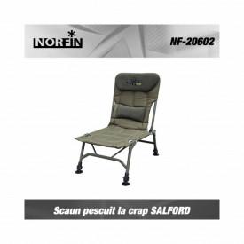 Scaun pescuit Norfin Salford - NF-20602