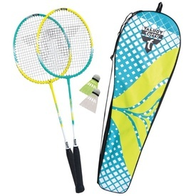 Set 2 rachete badminton Fighter Talbot-Torro