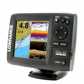 Sonar/GPS Lowrance Elite 5 CHIRP