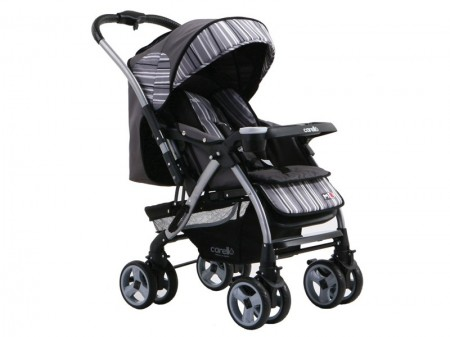 Poze Carucior copii 3 in 1 MyKids Carello Royal M8 Stripes