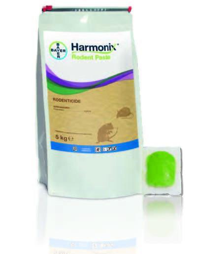 Harmonix Rodent Paste, 5 Kg