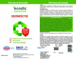 Ecodis Sensitive, 20 L