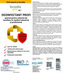 Ecodis Pro RLT, 20 L