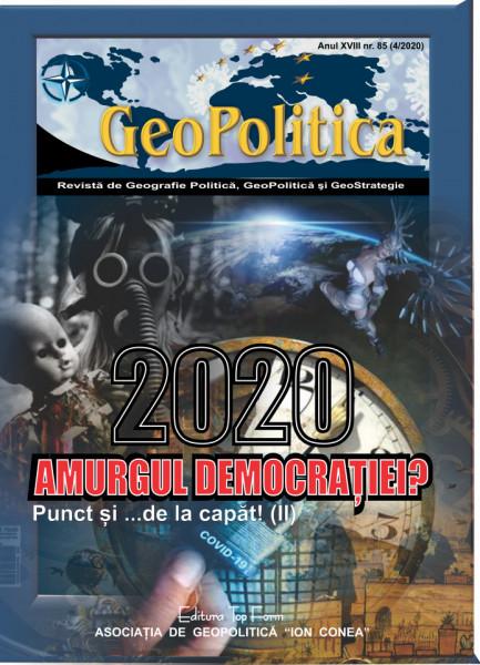 2020: AMURGUL DEMOCRAȚIEI? Punct și ...de la capăt