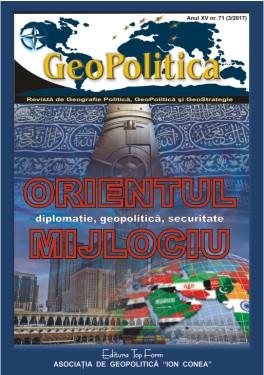ORIENTUL MIJLOCIU: DIPLOMAȚIE, GEOPOLITICĂ, SECURITATE