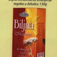 Čaj za smanjenje tegoba u želucu 130 gr.