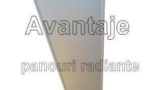 Avantajele incalzirii cu panouri radiante cu infrarosu