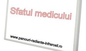 Panouri Radiante cu Infrarosu. Sfatul medicului