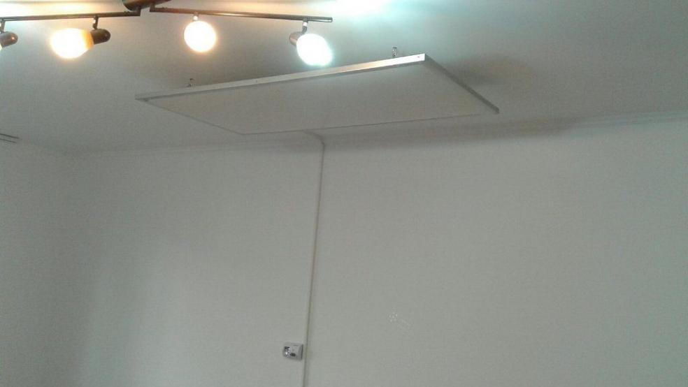 Dimensionare panouri radiante pentru spații cu înalțimea mai mica sau egala cu 3 m
