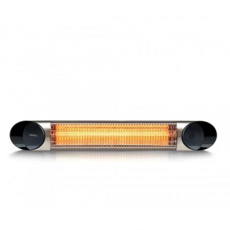 Lampa infrarosu/panou radiant VEITO BLADE 2000w Carbon, cu Telecomanda