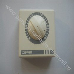 Termostat mecanic 16A