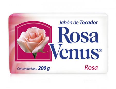Rosa Venus rosa / Caja con 30 piezas de 200g