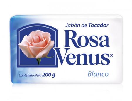 Rosa Venus blanco / Caja con 30 piezas de 200g