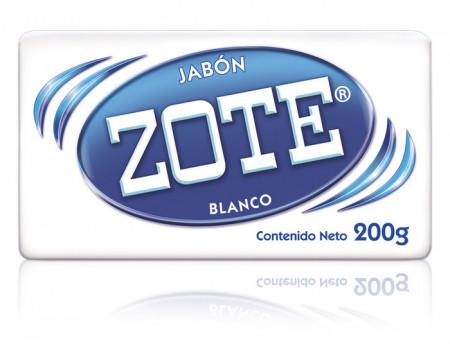 Zote Blanco / Caja con 50 piezas de 200g
