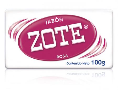Zote Rosa / Caja con 60 piezas de 100g