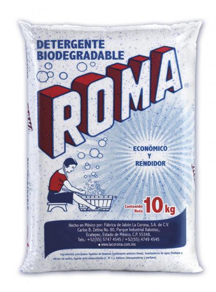 Roma detergente en polvo / Bolsa de 10 kg